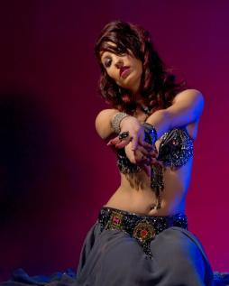 Nefabit Bellydance Photo by Dirk Linton