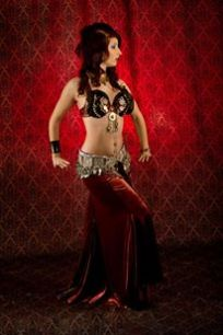 Nefabit Tribal Fusion Bellydance Photo by Dirk Linton