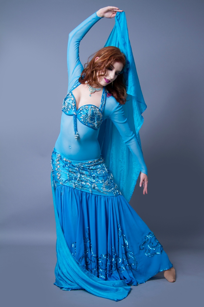 Nefabit Professional  Bellydancer Spokane Washington Idaho classical egyptian