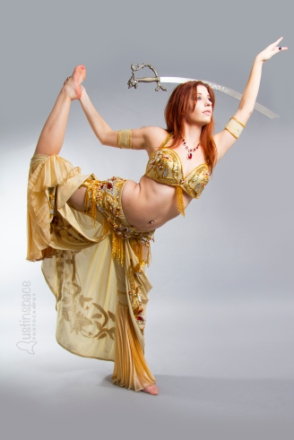 Nefabit Sword Balancing Photo by John Austin