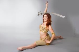Nefabit bellydance sword balaning Spokane Washington Idaho