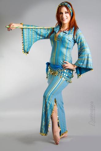 Nefabit Raqs Assaya Photo by John Austin