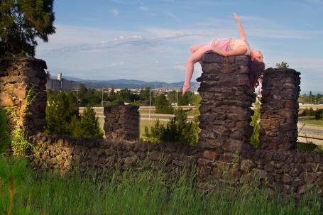 Nefabit Spokane Model, Photo by John Austin