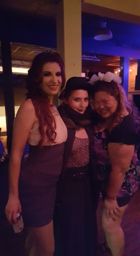 Afterparty for L'amour with Mackenzie Fagras and Nancy Bates