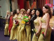 The beautiful ladies of Arabesque!